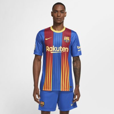 Buy the new FC Barcelona home and away jersey 2021-2022 season