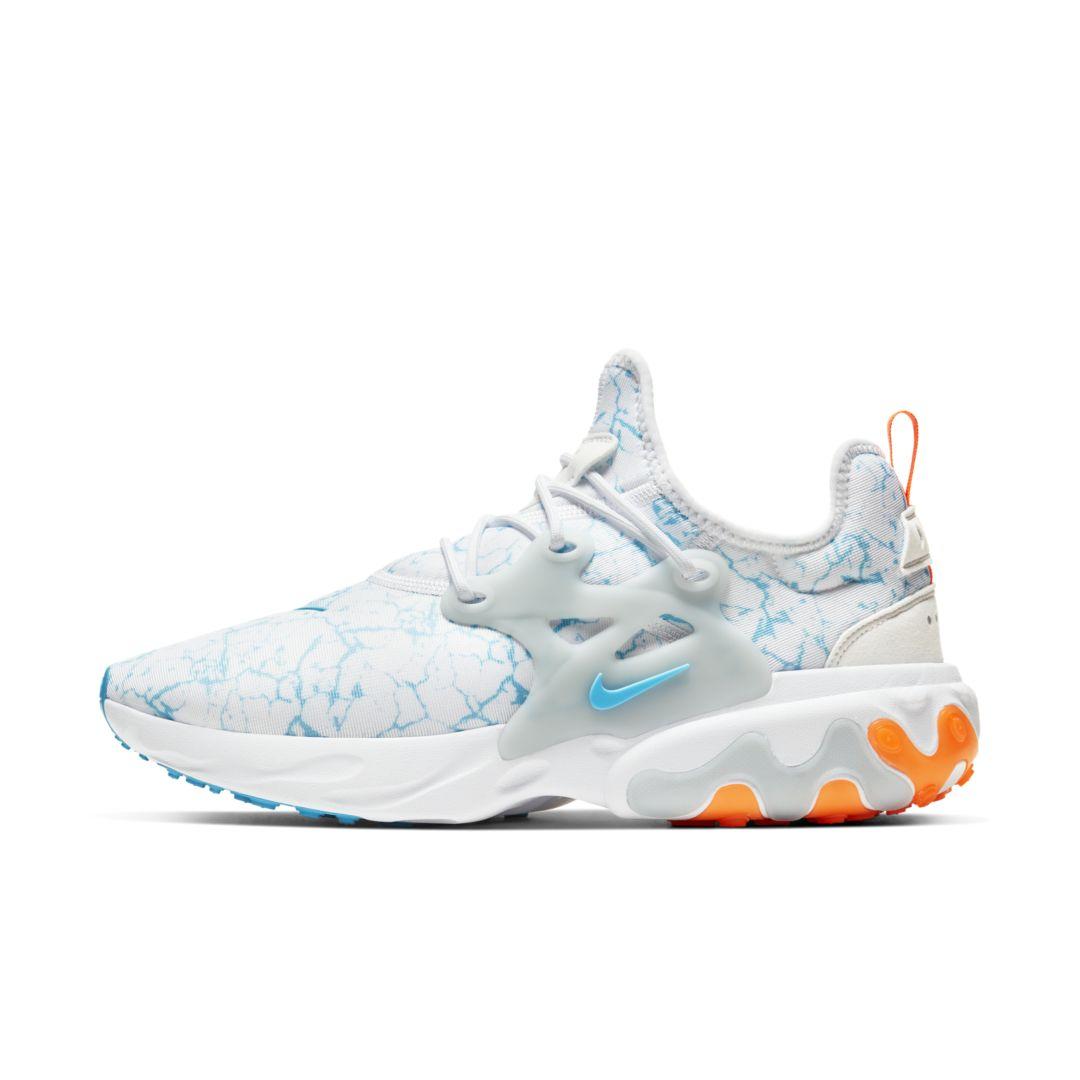 Nike React Presto Premium Men's Shoe Size 14 (White/Aura ...