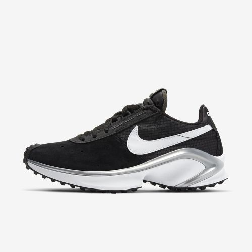 Nike D/MS/X Waffle Men's Shoe (Black/Metallic Silver/White/White)