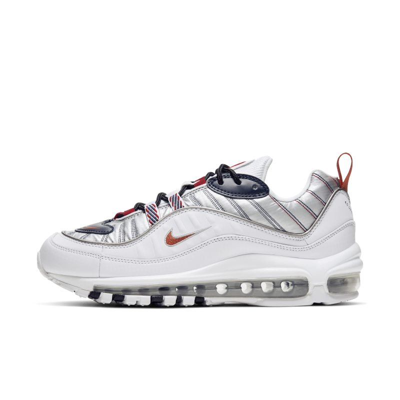 Sneaker Nike Nike Air Max 98 Premium Zapatillas - Mujer - Blanco