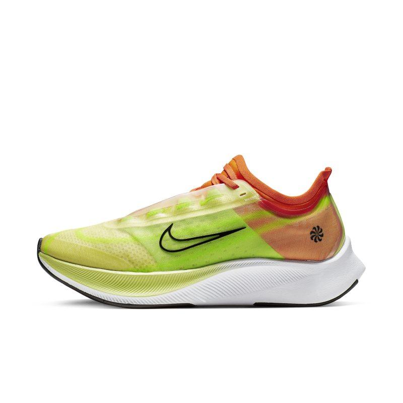 Nike Zoom Fly 3 Rise Zapatillas de running - Mujer - Verde