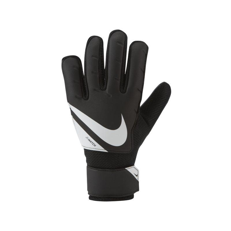 Nike Jr. Goalkeeper Match Voetbalhandschoenen voor kids - Zwart