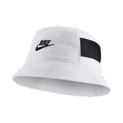 最新2020年2月新着!<ナイキ(NIKE)公式ストア>ナイキ スポーツウェア バケット キャップ CQ9530-100 ホワイト画像