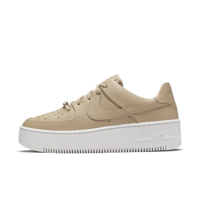 Outlet de sneakers Nike Air Force 1 Nike Nike mujer marrones