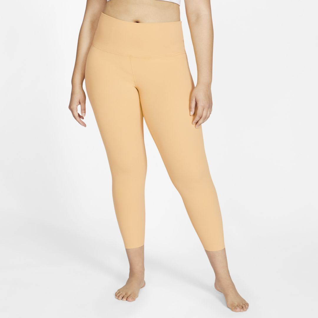 Nike Nike Yoga Luxe Women S Infinalon 7 8 Tights Plus Size Size 3x Gold Ct0162 738 From Nike Sportspyder