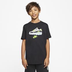 最新2020年2月新着!<ナイキ(NIKE)公式ストア>ナイキ スポーツウェア ジュニア Tシャツ CT2629-010 ブラック画像
