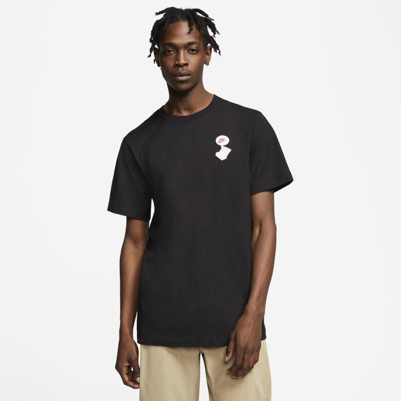 Nike Sportswear T-shirt voor heren – Zwart
