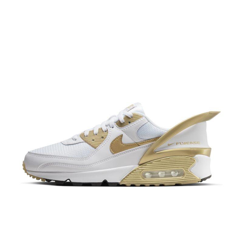 Sneaker Nike Nike Air Max 90 FlyEase Zapatillas - Blanco