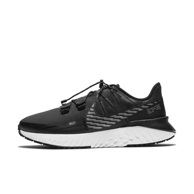 Nike Legend React 3 Shield Zapatillas de running - Mujer - Negro