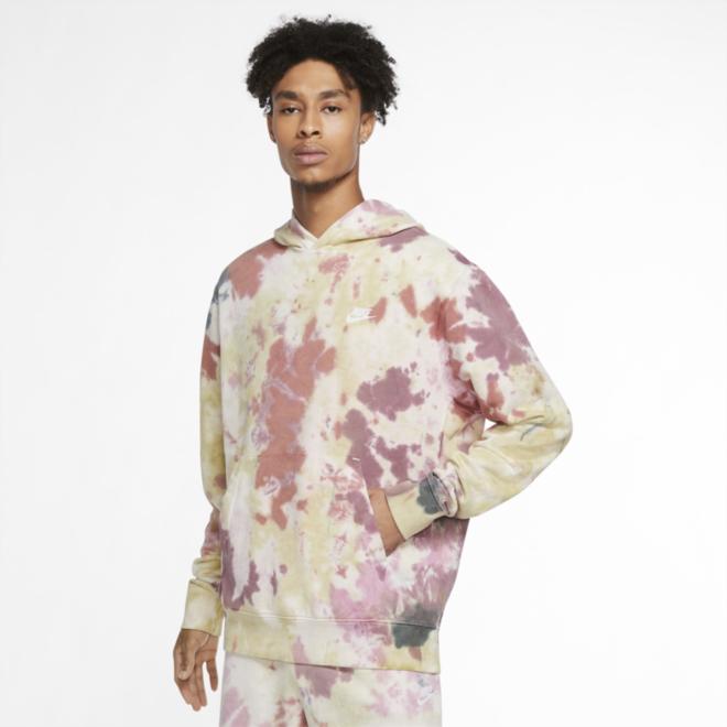 Sale tie-dye hoodie