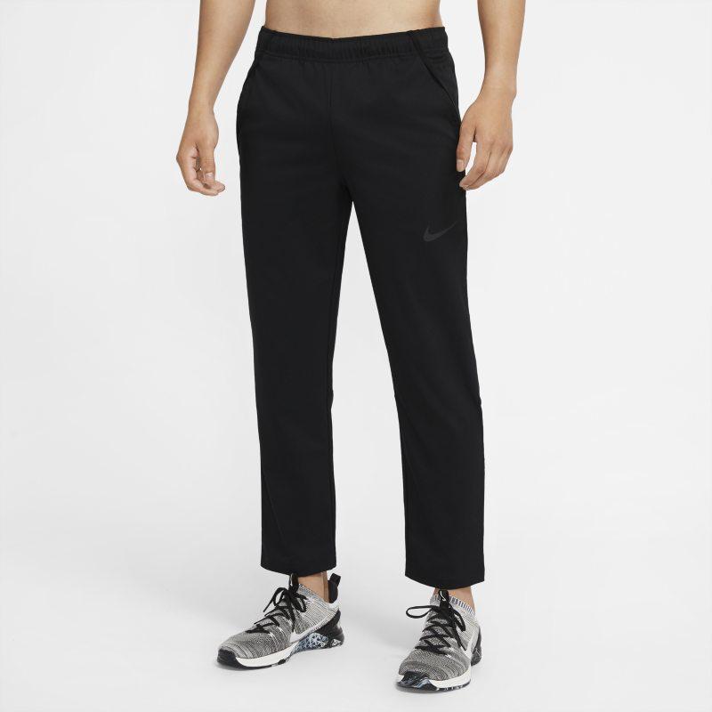 Nike Dri-FIT Geweven trainingsbroek voor heren - Zwart