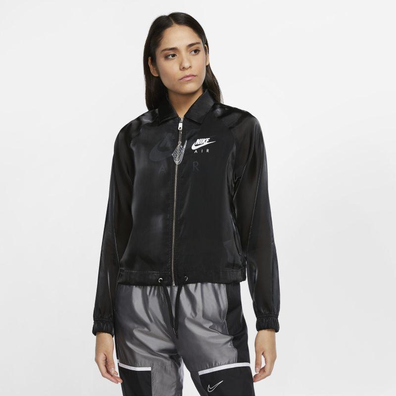 Nike Air Coachjack voor dames - Zwart