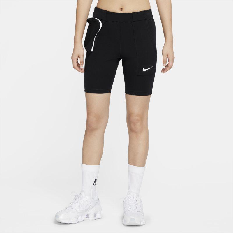 Cykelshorts Nike Sportswear Tech Pack för kvinnor - Svart