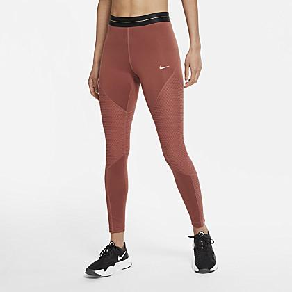 Plaga Influyente Aclarar  Calentadores de piernas de entrenamiento para mujer Nike. Nike.com