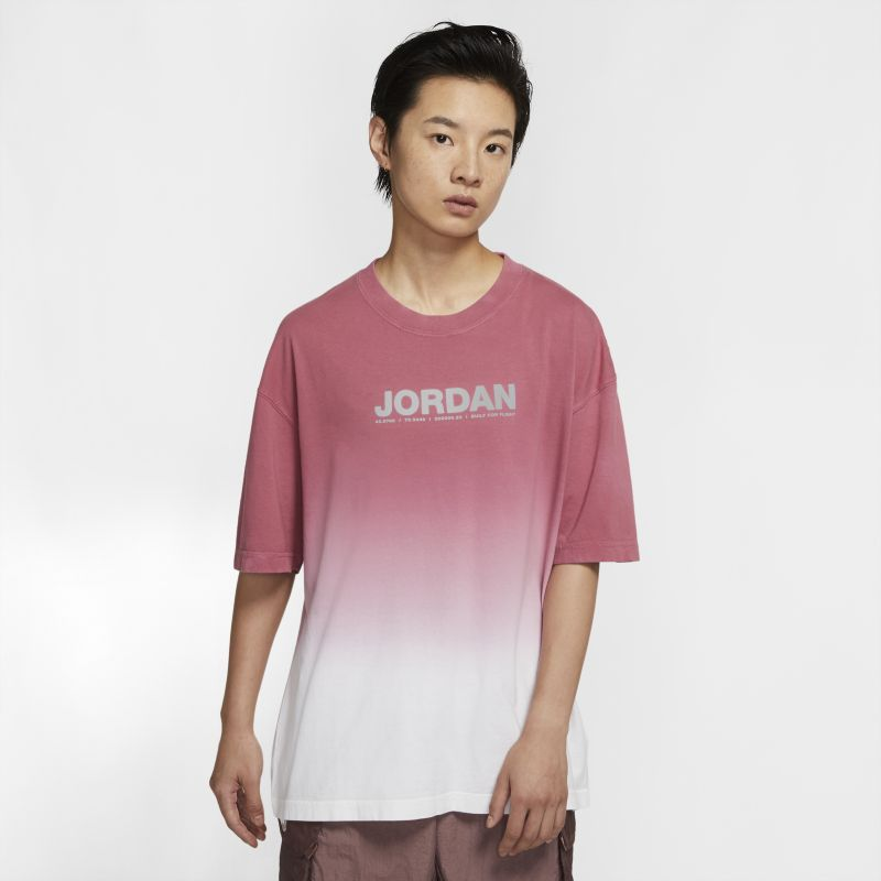 34%OFF!<ナイキ(NIKE)公式ストア>ジョーダン ウィメンズ オーバーサイズ ショートスリーブ Tシャツ CU6373-101 ホワイト