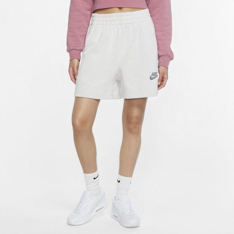 Nike Sportswear damesshorts - Grijs