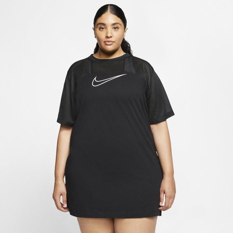 Nike Nike Plus Size - Sportswear womens Dress - Black