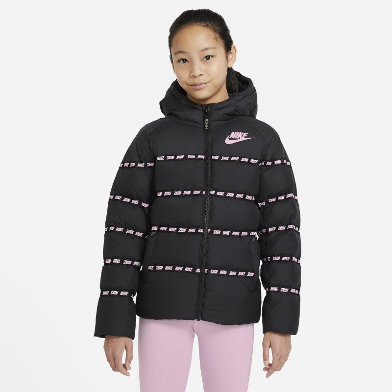 Nike Sportswear Donsjack voor kids - Zwart