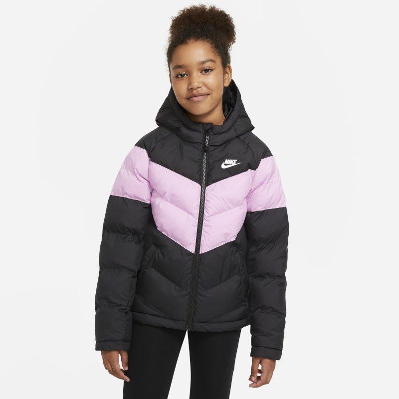 Nike Sportswear Kinderjack met synthetische vulling - Zwart