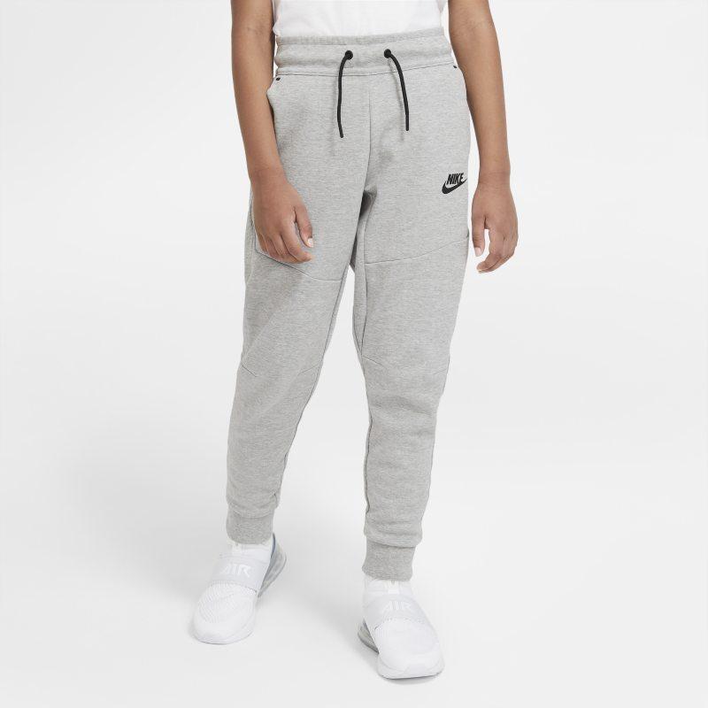 Nike Sportswear Tech Fleece Jongensbroek - Grijs