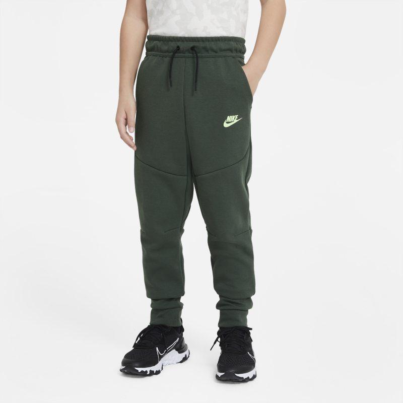 Nike Sportswear Tech Fleece Jongensbroek - Groen