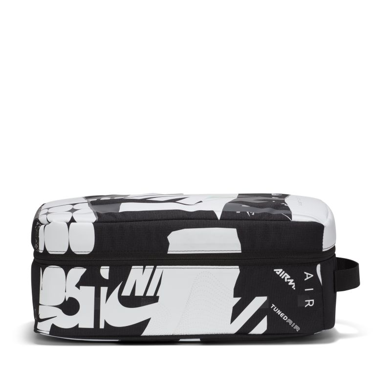 ナイキ スポーツウェア シューズ ボックス バッグ CU9283-010 ブラックの大画像