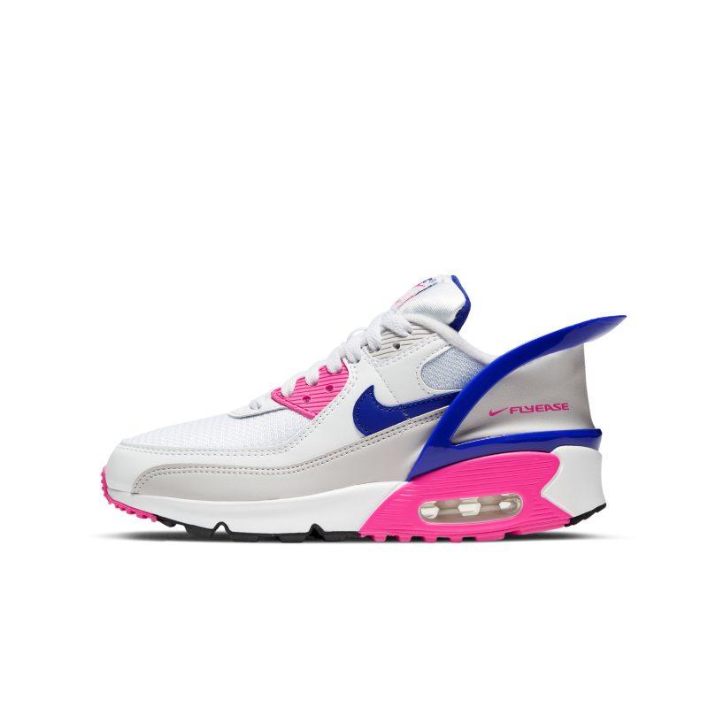 Sneaker Nike Nike Air Max 90 FlyEase Zapatillas - Niño/a - Blanco