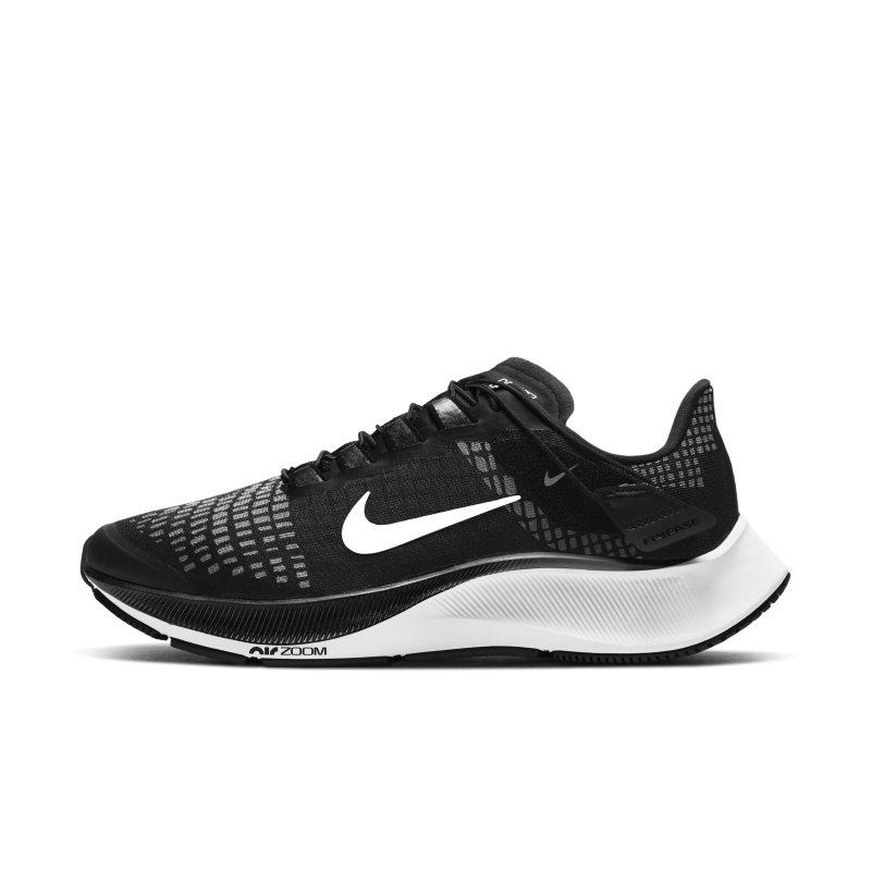 Nike Air Zoom Pegasus 37 FlyEase Zapatillas de running (anchas) - Mujer - Negro