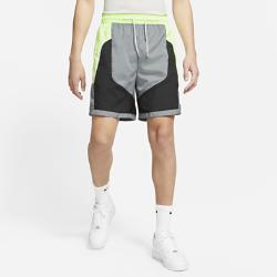 ナイキ スローバック メンズ バスケットボールショートパンツ CV1863-084 グレーの画像