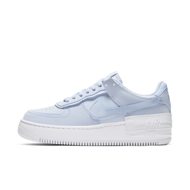 Nu verkrijgbaar: De Nike Air Force 1 Shadow 'Hydrogen Blue ...