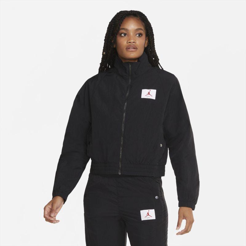 Nike Jordan Geweven damesjack Zwart online kopen