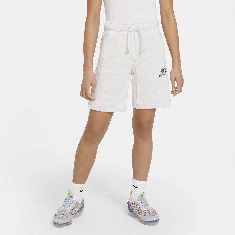 Nike Sportswear Kindershorts - Wit
