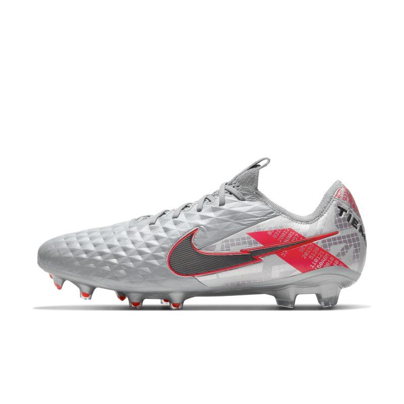 Nike Nike Tiempo Legend 8 Elite FG Firm-Ground Football Boot - Grey