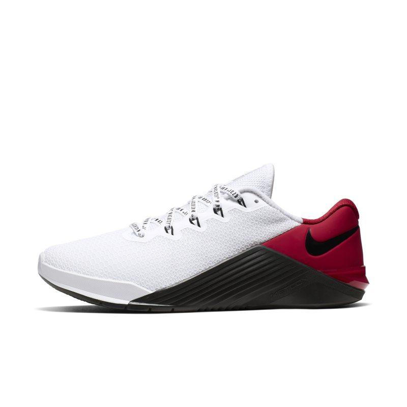 Nike Metcon 5 + Zapatillas de entrenamiento - Blanco