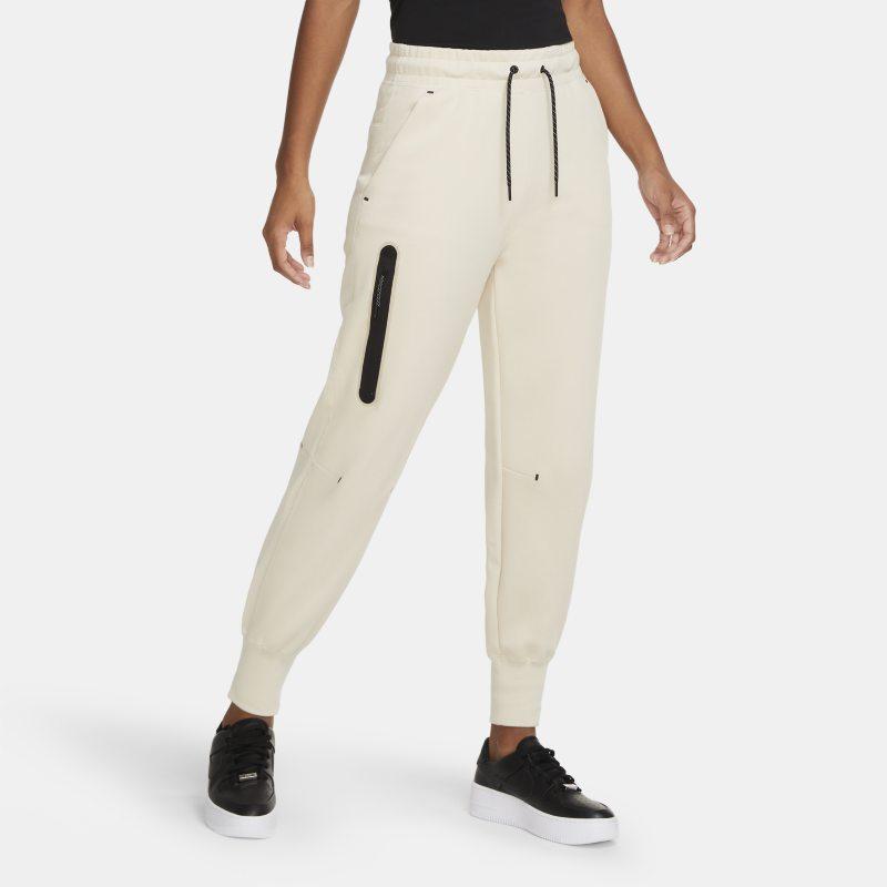 Nike Sportswear Tech Fleece Damesbroek - Cream