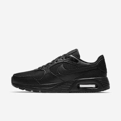 air max 90 leather noir homme