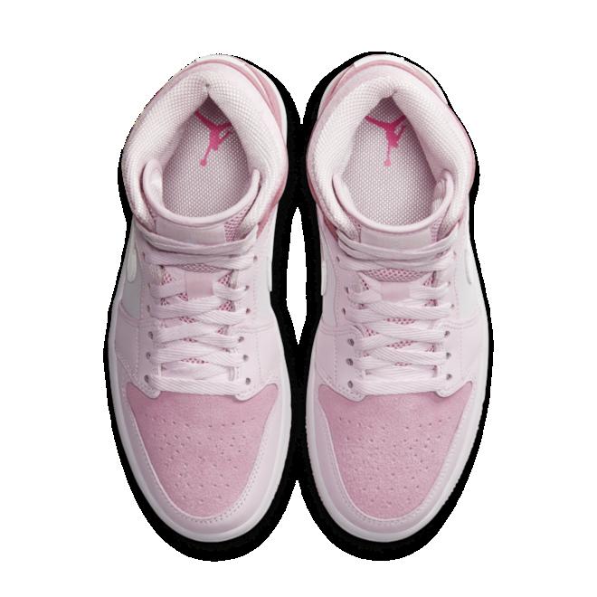 Pink Air Jordan