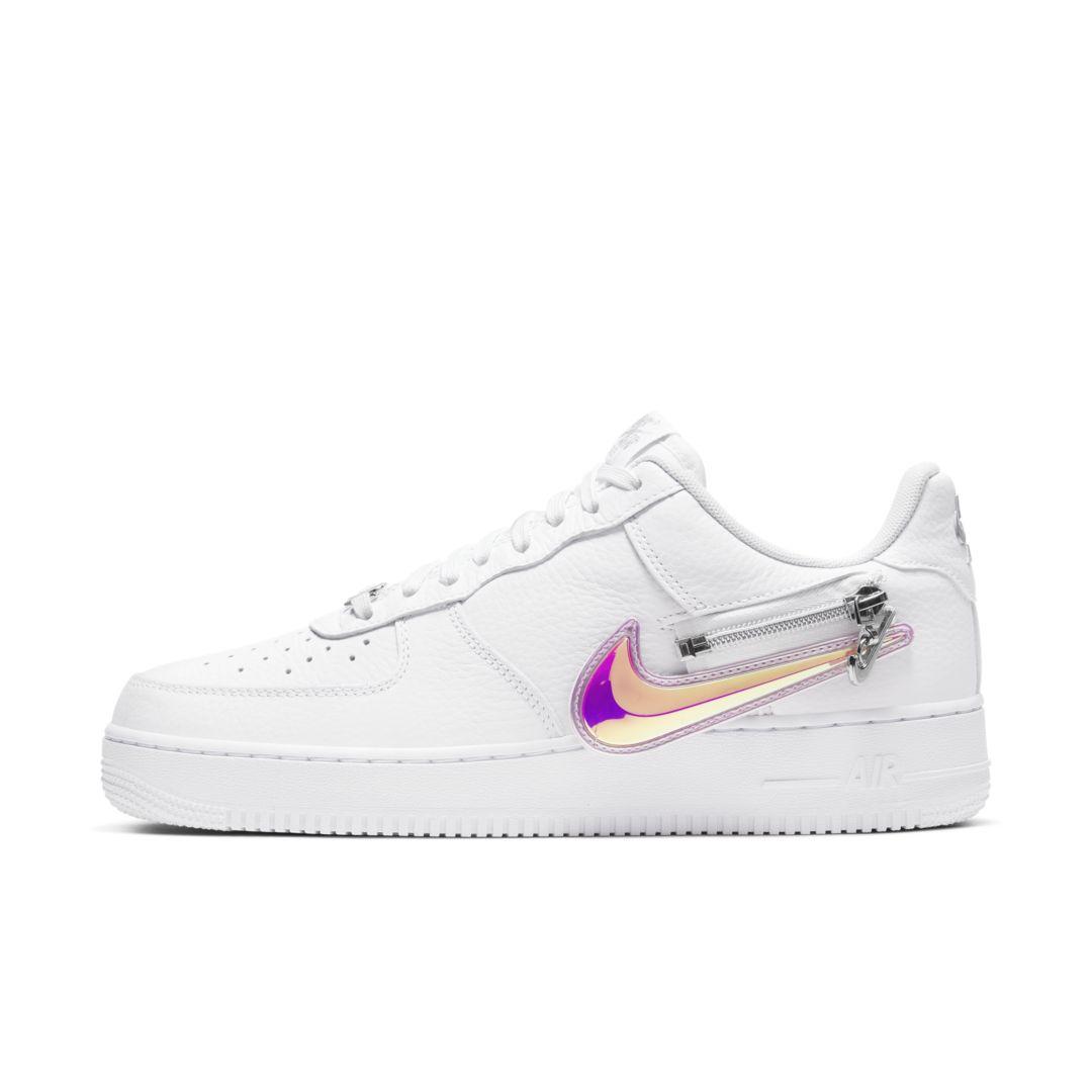 Nike Air Force 1 '07 Premium Men's Shoe Size 11 (White ...