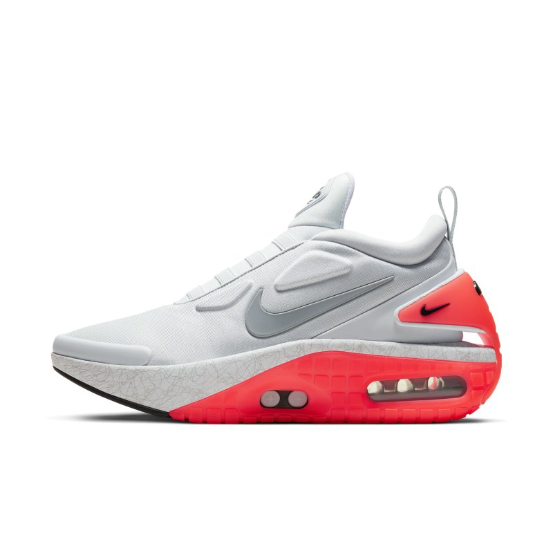 Nike Nike Adapt Auto Max Mens Shoe - Silver