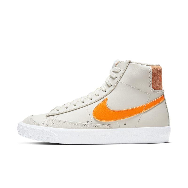 Sneaker Nike Nike Blazer Mid'77 Zapatillas - Mujer - Blanco