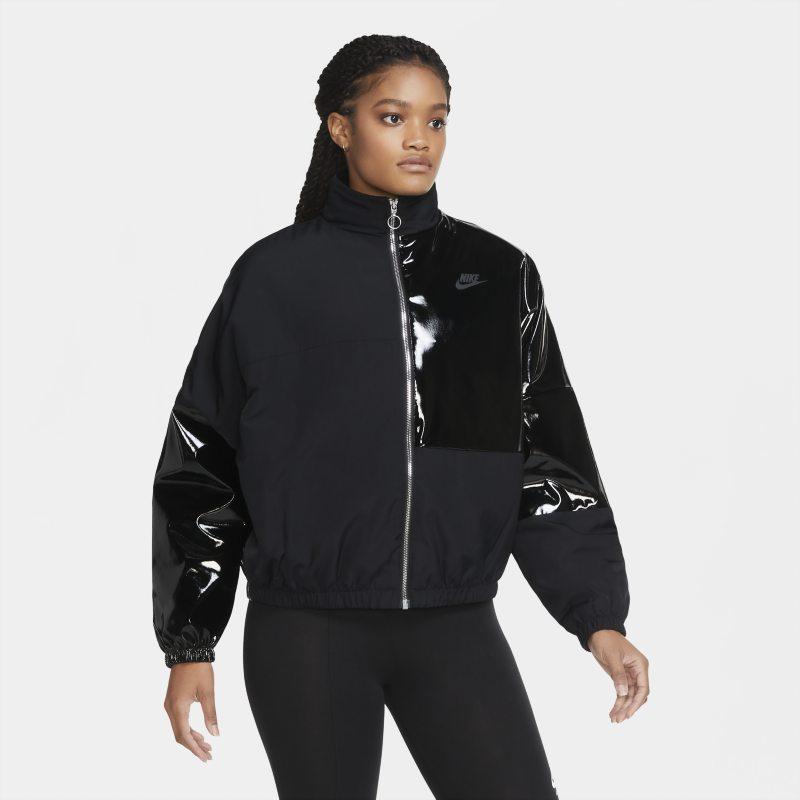 Nike Sportswear Icon Clash Synthetic-Fill Damesjack - Zwart