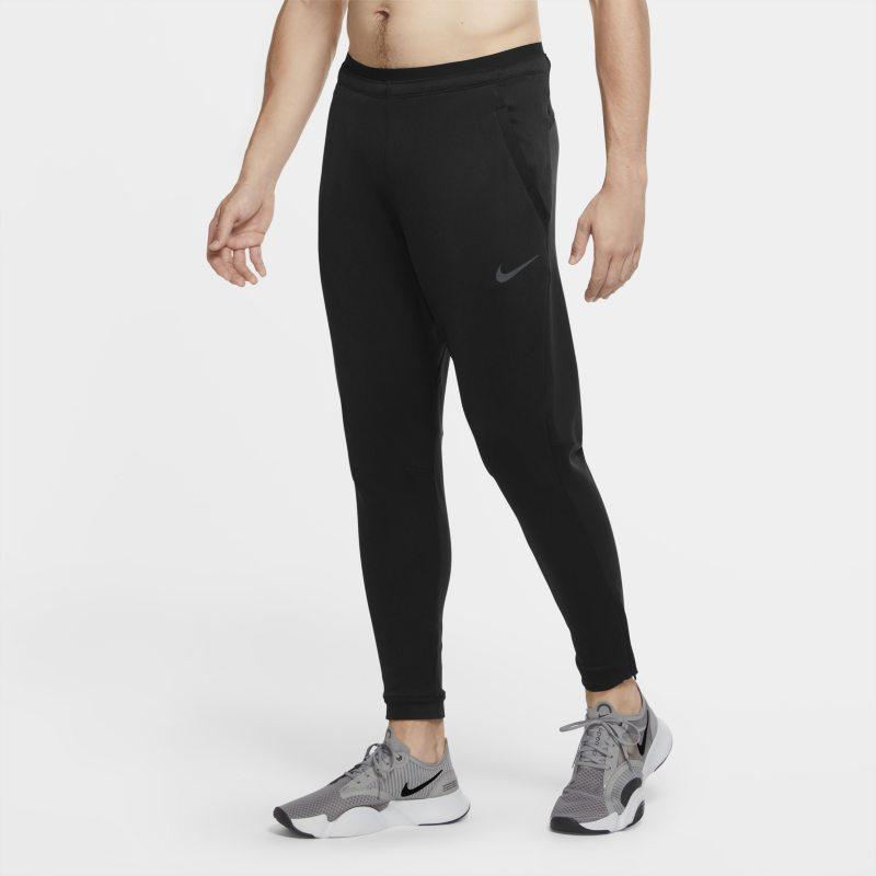 Nike Pro Fleecebroek voor heren - Zwart