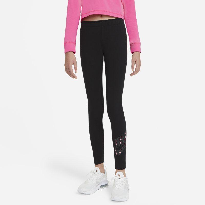 Nike Sportswear Meisjeslegging - Zwart