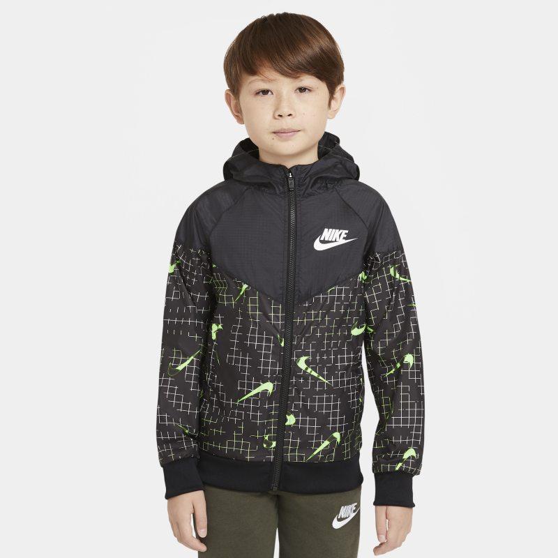 Nike Sportswear Windrunner Jongensjack - Geel
