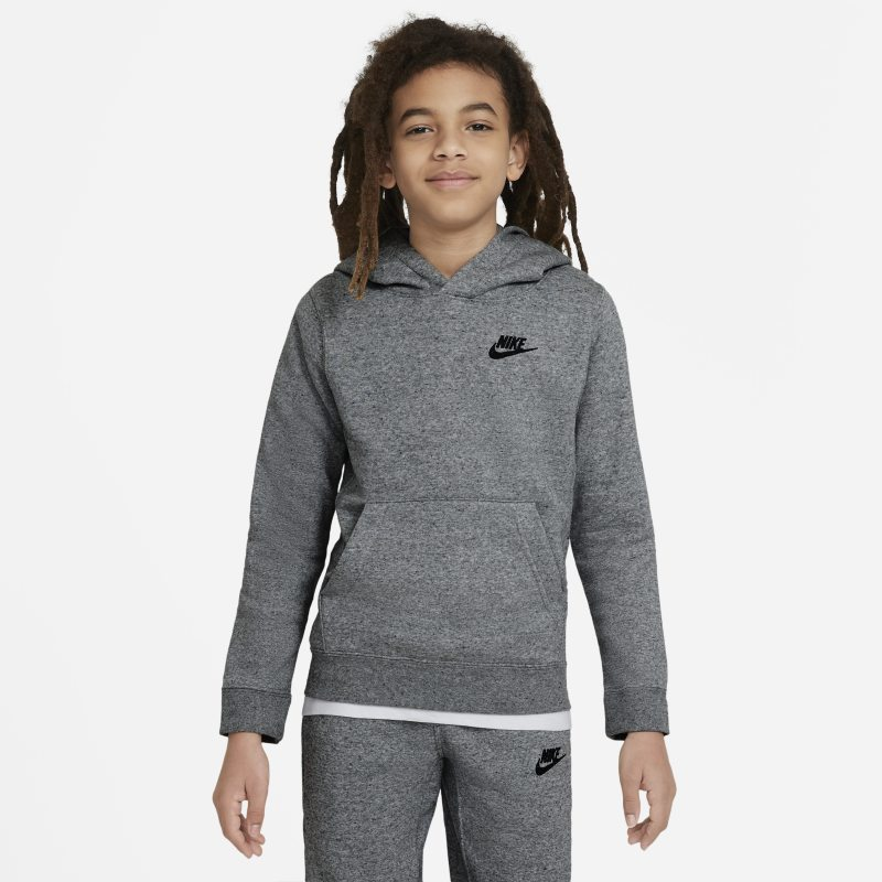 Nike Sportswear Zero Hoodie voor kids - Zwart