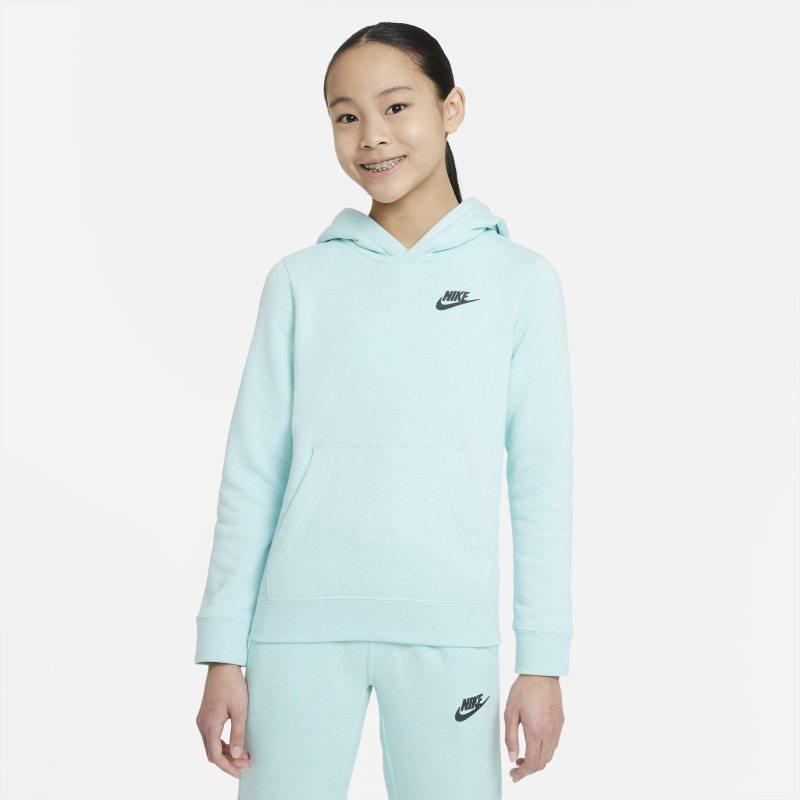 Nike Sportswear Zero Hoodie voor kids - Blauw