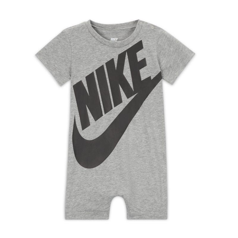 Nike Peto - Bebé (12-24 M) - Gris
