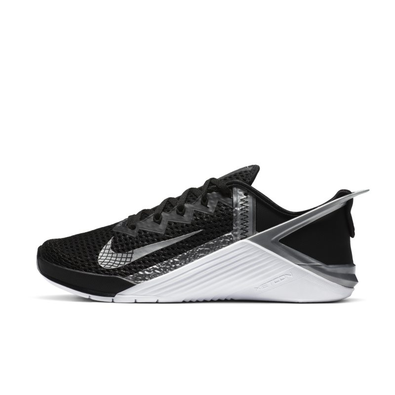 Nike Metcon 6 FlyEase Zapatillas de entrenamiento - Mujer - Negro
