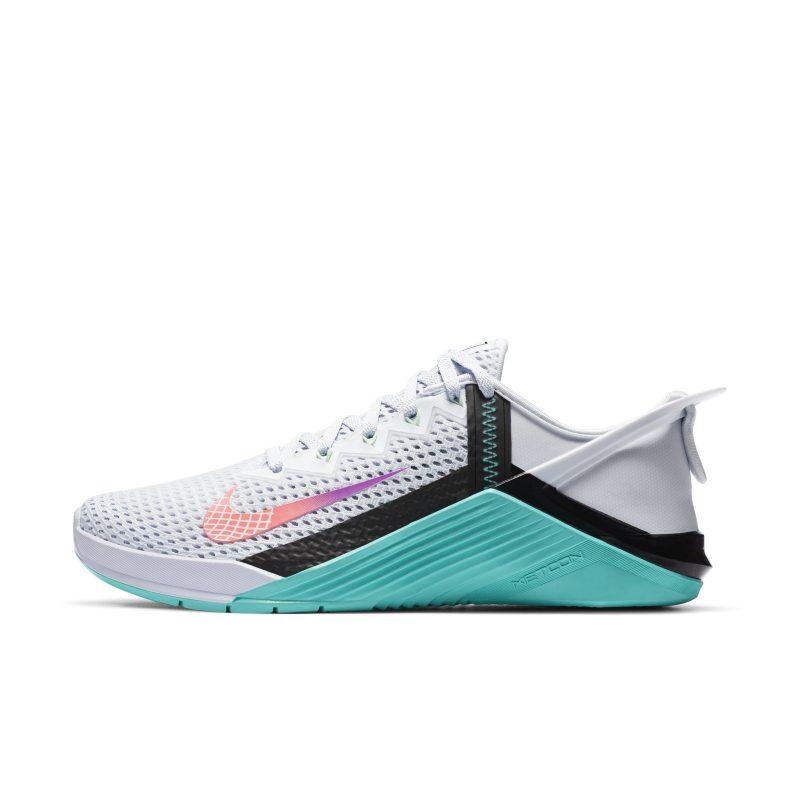 Nike Metcon 6 FlyEase Zapatillas de entrenamiento - Mujer - Gris