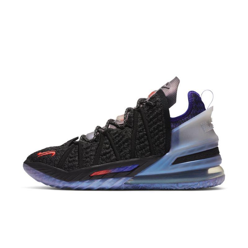 レブロン 18 'The Chosen 2' バスケットボールシューズ DB8148-001 ブラックの画像